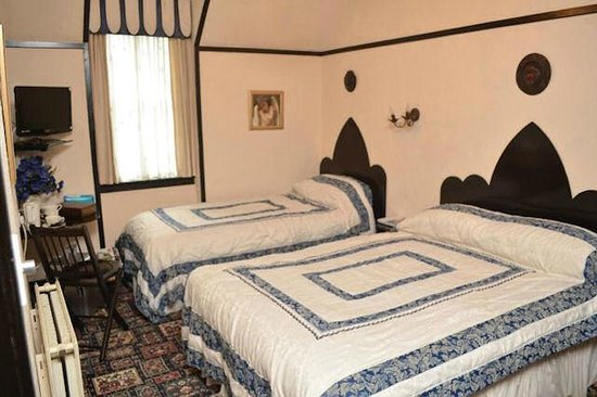 Wychway Bed and Breakfast: One of our Rooms