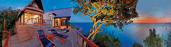 Royal Davui Island Resort: Royal Davui Plunge Pool Suite West