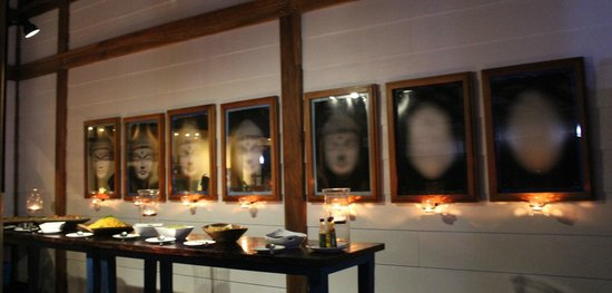 Blue Osa Yoga Retreat and Spa: dining is an experience