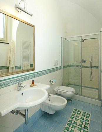 Il Ducato Di Ravello: bagno standard