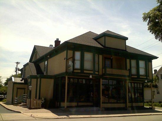 Amber Rose Restaurant: Restaurant Built in 1912
