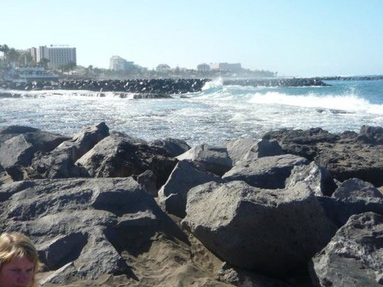 Iberostar Bouganville Playa: spiaggia diretta   all' hotel