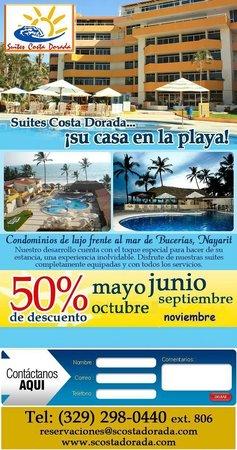 Suites Costa Dorada : PROMOCION 2013