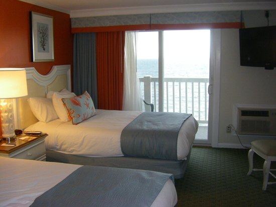 Surfside Hotel & Suites: View...