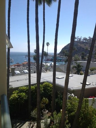 The Avalon Hotel: View from room 305