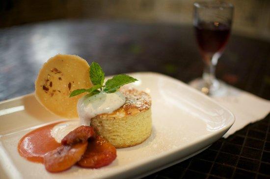 Andaluca : Almond Cake
