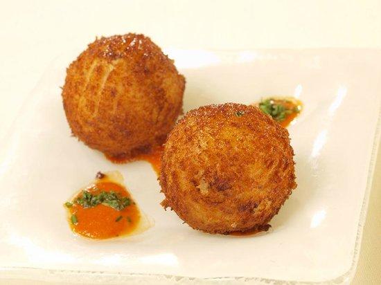 Andaluca: Potato Croquette