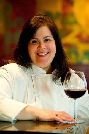 Andaluca: Executive Chef, Sarah Lorenzen