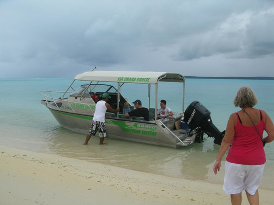 Pacific Resort Aitutaki: Activities in abundance...Kia Orana Cruises