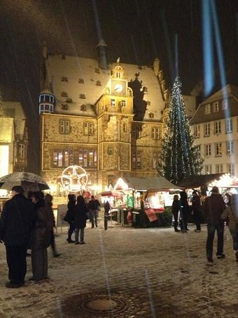 Rathaus Marburg: Das alte Rathaus