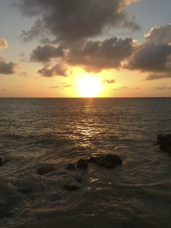 Sanctuary Cap Cana by Playa Hotels & Resorts: The sunrise from our deck
