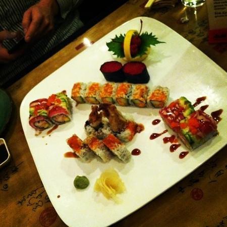 Wasabi Japanese Restaurant: Beautiful