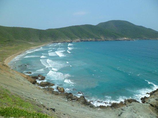 Parque Nacional Natural Tayrona: SIETE OLAS