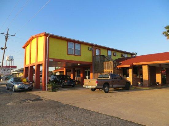High Island, TX: Gulfway Motel