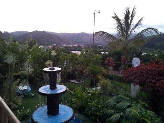 Hotel Tapanti: Aussicht vom Zimmer