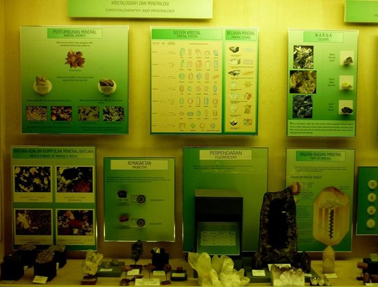 Geology Museum: Room