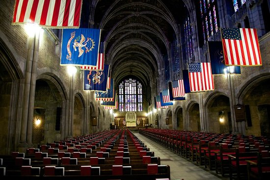 West Point Tours: Cadet Chapel