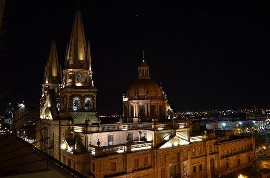 One Guadalajara Centro Històrico: Vista desde la habitación, Hotel One Centro Histórico Guadalajara