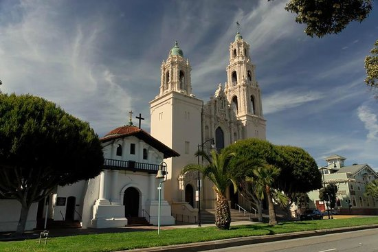 Photo of Church Mission Dolores Basilica at 3321 16th St, San Francisco, CA 94114, United States