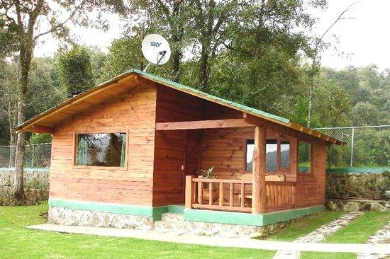 Cabanas El Estribo Hotel: Cabaña Tradicional