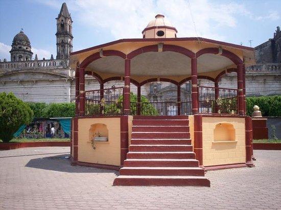 Kiosco San Jose