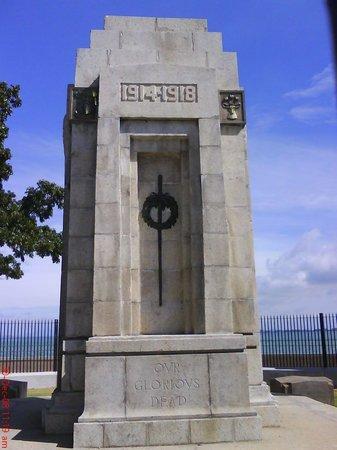 King Zheng's Cenotaph