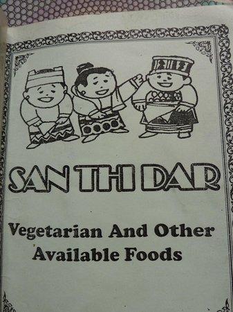 San Thi Dar Restaurant Myingkabar Bagan