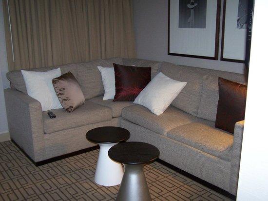Renaissance Austin Hotel: Sitting Area