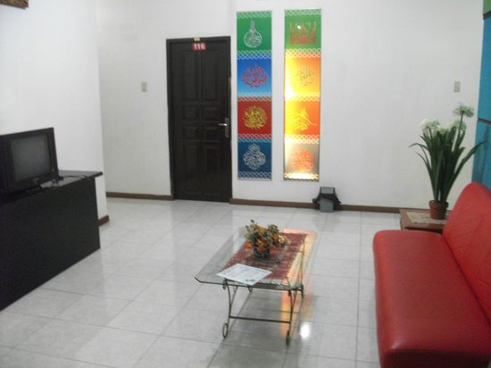 Guest House Syariah Grand Jamee: Lobby tengah