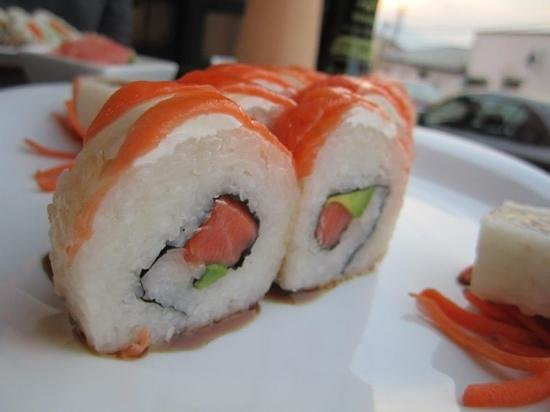 Yoi Sushi: April 13'