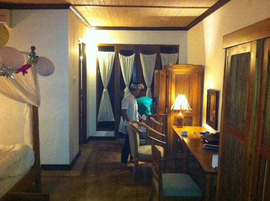 Junjungan Ubud Hotel and Spa: sad to be leaving