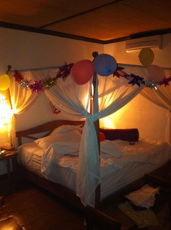 Junjungan Ubud Hotel and Spa: my birthday!