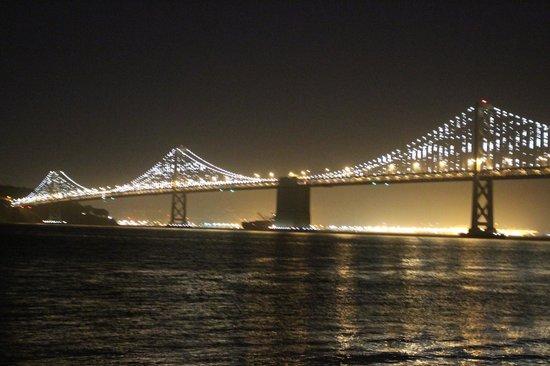 Courtyard Oakland Emeryville: The Bay Bridge, downtown San Francisco