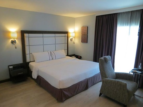 S Sukhumvit Suites : The cozy decor is virtually unchanged from November 2010