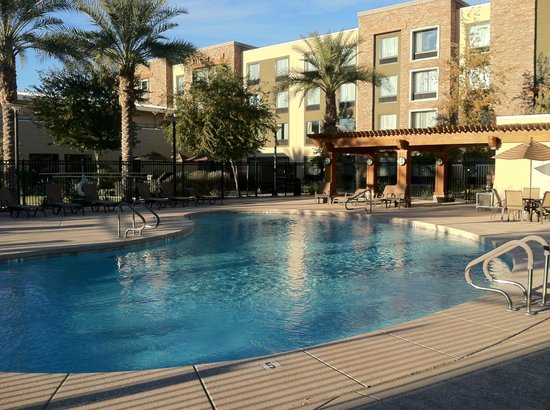 Homewood Suites by Hilton Phoenix Chandler Fashion Center: Great spot to chill out