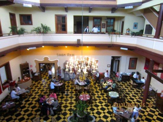 Pan American Hotel: Hotel lobby