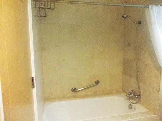 Somerset Millennium Makati: Bathtub