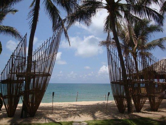 Sunshine Beach Ressort: View From Spa