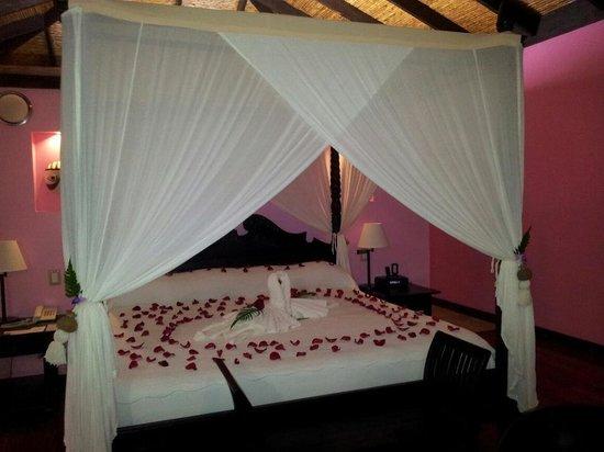 Rio Celeste Hideaway Hotel: Bello!!