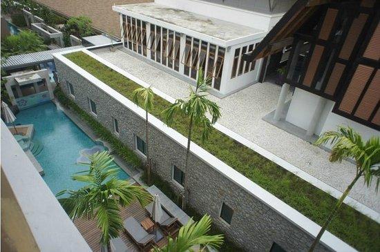 Deevana Plaza Krabi Aonang: View from Balcony