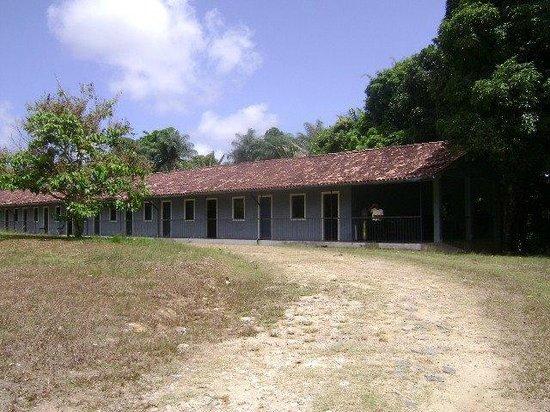 Massangana Sugar Cane Mill: casa de engenho