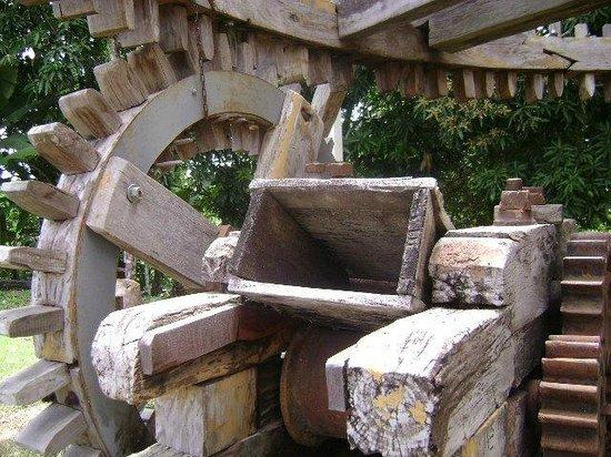 Massangana Sugar Cane Mill: maquina de moer cana
