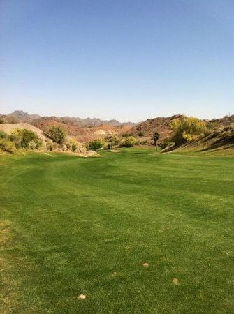 Emerald Canyon Golf Course