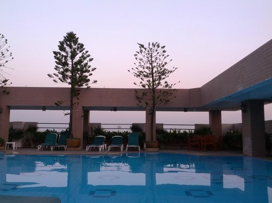 The Park Hotel: Pool