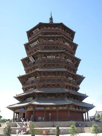 Xishan Ruins