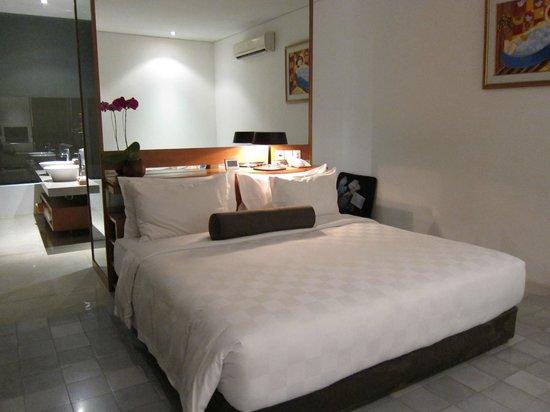 Uma Sapna: Bedroom