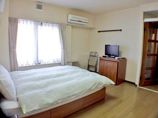 Flexstay Inn Kiyosumishirakawa: Single_B_Room