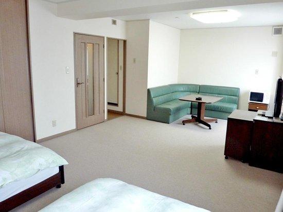 Flexstay Inn Kiyosumishirakawa: Twin_B_Room