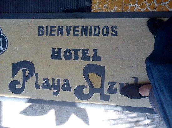 Playa Azul, Mexico: que bien la pasamos
