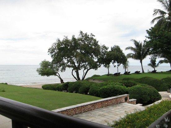 The Oberoi, Lombok: lots of greenery